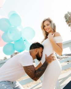 Cory Wharton And His Girlfrend Taylor Selfridge Revealing The Gender Of The Baby? Taylor Opens Up About Loosing Child Due To Vanishing Twin Syndrome!!