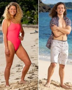 'Survivor: Love Of Island' Elizabeth Beisel And Jack Nichting Are Dating and has matching hairstyles! Why Did They Skip The Reunion Of The Show?