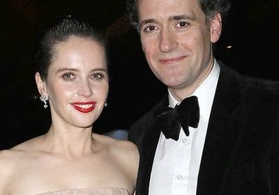 Felicity Jones Is Expecting The First Child With Her Husband Charles Guard After Their Wedding On 2018