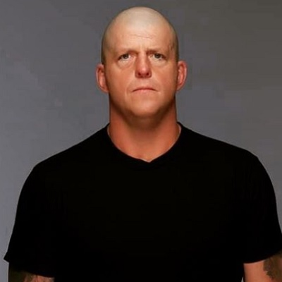 Goldust(Dustin Patrick Runnels)