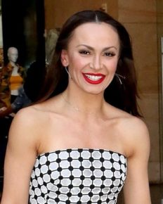 Former 'Dancing With The Stars' Karina Smirnoff Is Pregnant With Her First Baby!