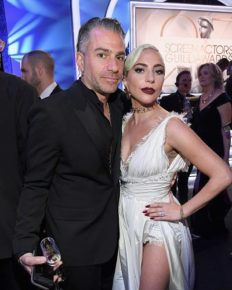 Lady Gaga Is In Good Terms With Her Ex-Fiance Christian Carino!! Are They Only Back Together?