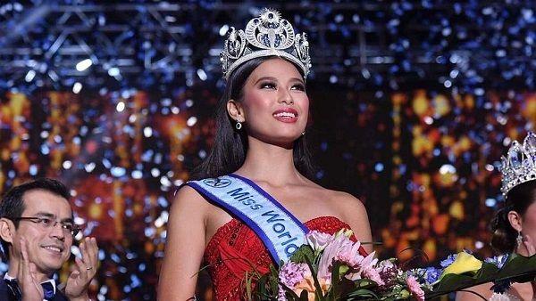 Miss Philippines 2019 Michelle Marquez Dee