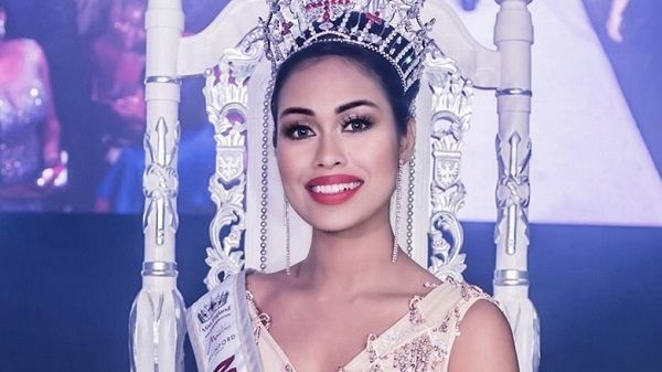 Bhasha Mukherjee, a 23-year-old Indian origin doctor won the title of Miss England 2019