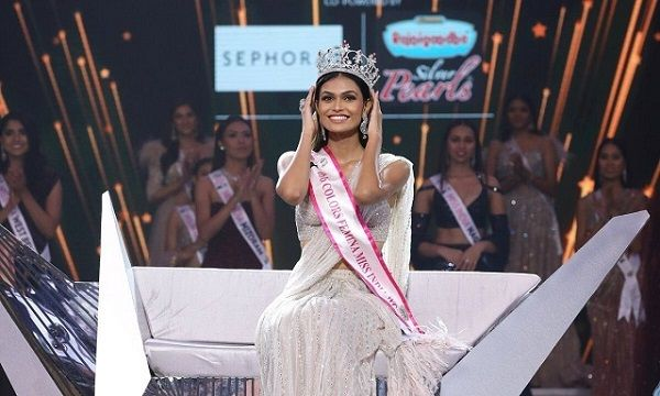 Suman Rao won the title of Miss India 2019
