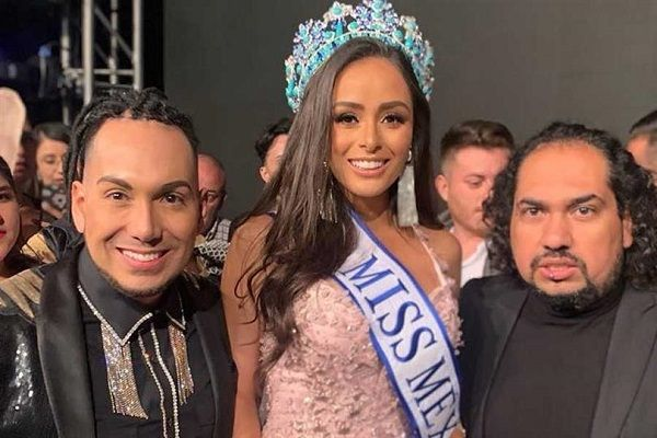 Paso Native Ashley Alvidrez won the crown of Miss Mexico 2019