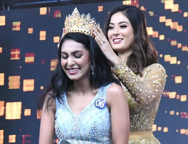 Anuskha Shrestha miss nepal 2019