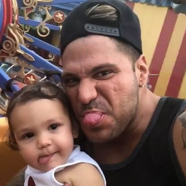 Ronnie Ortiz-Magro misses his daughter Ariana