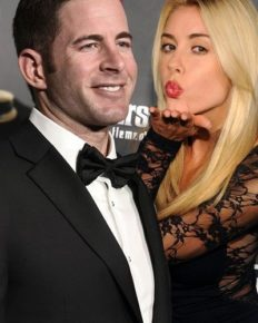 Tarek El Moussa Welcomed His Girlfriend Heather Rae Young; Posed Together With His Kids In A Family Photo!!