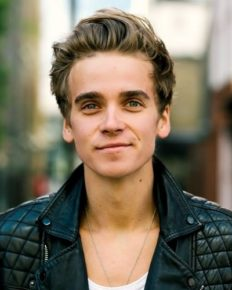 Joe Sugg has badly sprained his back while practicing for the Christmas Special show of Strictly Come Dancing!