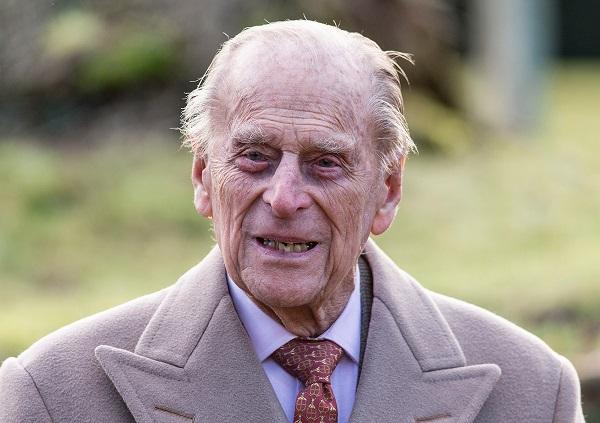 Prince Philip, husband of Queen Elizabeth II, is ...