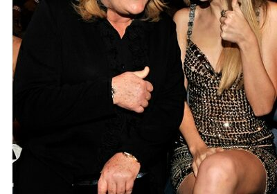 The mother of Taylor Swift has brain tumor!