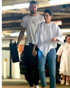 Where did Kendall Jenner spent her New Year Eve? Is she again dating Ben Simmons?