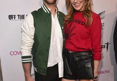 Katie Cassidy files for divorce from husband Matthew Rodgers!