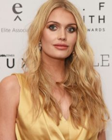 Is it true? Lady Kitty Spencer, 29 is engaged to Michael Lewis, 60!