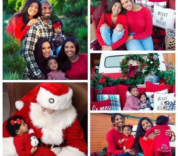 Last Christmas As A Miss 2020 Wedding Christmas Jumper: Top 10 Pictures Of Kobe Bryant With His Wife And Children