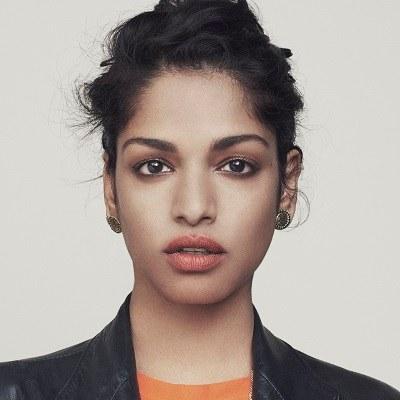 M.I.A.(Mathangi Arulpragasam-Rapper)