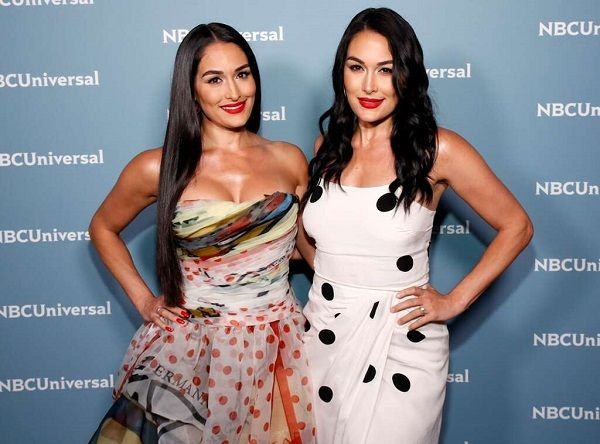 Nikki Bella and Brie Bella pregnant together