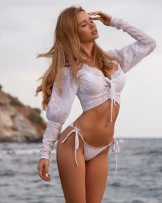 Things You Didn't Know About Russia's one of the richest Models, Olya Abramovich!