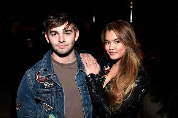 Paris Berelc and Jack Griffo are dating