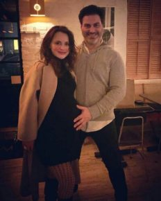 Sasha Cohen delivers her first baby with fiance Geoffrey Lieberthal!