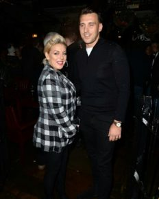 Sheridan Smith bans her fiance Jamie Horn's parents from attending her wedding to him!