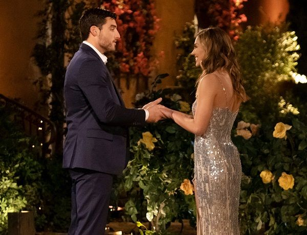 Tyler Gwozdz and Hannah Brown The Bachelorette