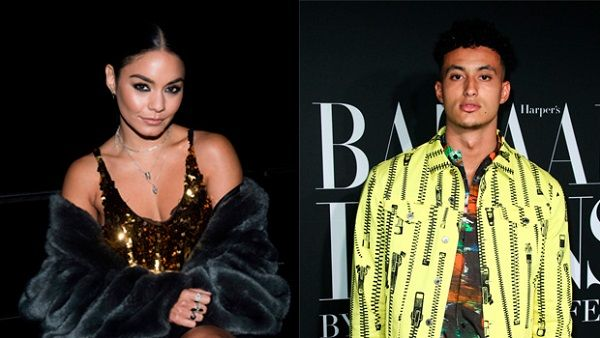 Vanessa Hudgens and Kyle Kuzma went on a dinner date