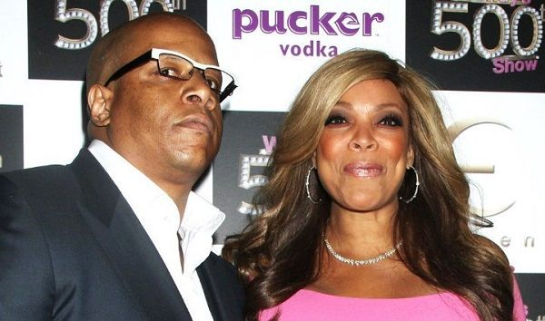 Wendy Williams and her ex-husband Kevin Hunter