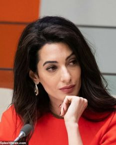Amal Clooney will take up the plight of Rohingya at the UN Courts in Hague!