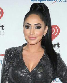 Angelina Pivarnick reveals the reason behind her boob job!