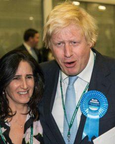 Boris Johnson agrees to a financial divorce settlement with estranged wife Marina Wheeler!