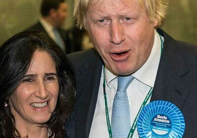 Boris Johnson agrees to a financial divorce settlement with estranged wife Marina Wheeler!