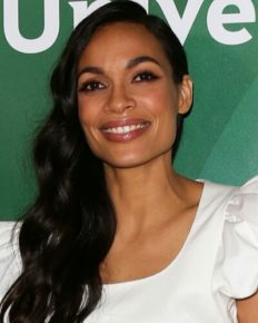 Rosario Dawson talks about her 'scary' relationship with New Jersey senator Cory Booker!