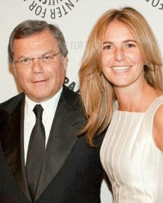 Martin Sorrell and estranged second wife, Cristiana Falcone to divorce legally now!