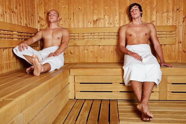 Gay spa sauna rockhampton