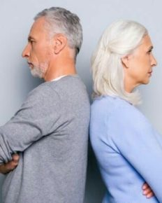 Diamond splitters! What problems are specific for gray divorces above 50?