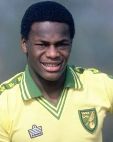 Justin Fashanu inducted posthumously in British Football Hall of Fame!