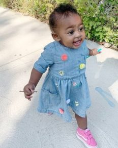 Kaavia James Union Wade, Daughter Of Gabrielle Union And Dwyane Wade; Her Life As A Celebrity Kid!