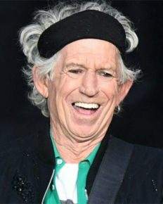 Musician Keith Richards quits smoking ahead of his Rolling Stones tour!