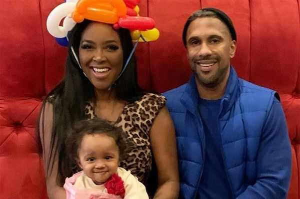 Kenya Moore and her husband separated