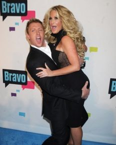 Strong Marriage Of Kim Zolciak And Her Husband Kroy Biermann With Their Six Kids;