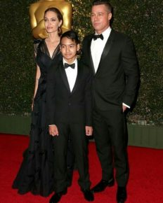 Why Maddox, Angelina Jolie's adopted son does not consider himself as Brad Pitt's son?