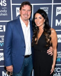 Marty Caffrey Stays On The Side Of His Ex Wife Danielle Staub After Her Fight With Margaret Josephs!