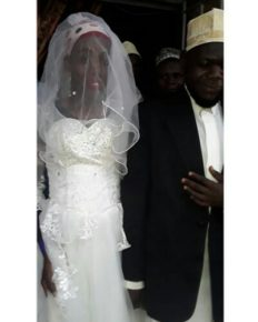 Ugandan Imam, Mohammed Mutumba shocked to learn that his new wife is actually a man!