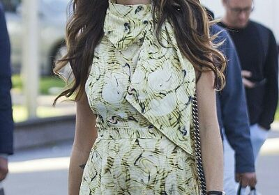 Australian supermodel Nicole Trunfio wants more babies despite her difficult third pregnancy!