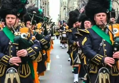St. Patrick's parade in Staten Island, New York continues to ban LGBT people from its march!