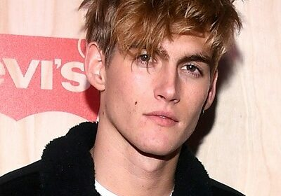 Kaia Gerber's brother Presley Gerber gets a face tattoo which means 'misunderstood'!