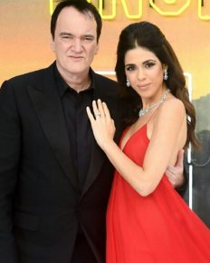 Quentin Tarantino becomes a father for the first time at 56!