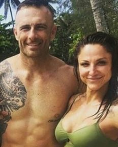 Steve 'Commando' Willis has found new love just one month after his split from Michelle Bridges!
